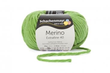 Merino Extrafine 40 Wolle Schachenmayr 00373 apfel