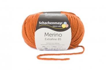 Merino Extrafine 85 Wolle Schachenmayr 00210 marone