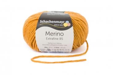 Merino Extrafine 85 Wolle Schachenmayr 00226 gold meliert