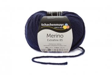 Merino Extrafine 85 Wolle Schachenmayr 00250 marine