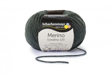 Merino Extrafine 120 Wolle Schachenmayr 00171 oliv