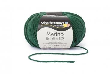 Merino Extrafine 120 Wolle Schachenmayr 00172 tanne