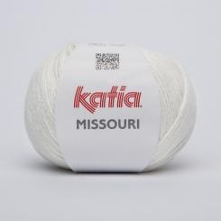 Missouri Wolle von Katia 03 Crudo