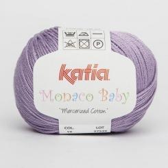 Monaco Baby Wolle von Katia 19 Malva