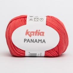 Panama Wolle von Katia 47 Coral
