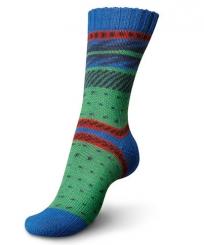 Regia 100g Pairfect Design Line Sockenwolle 09090 fossheim color