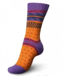 Regia 100g Pairfect Design Line Sockenwolle 09093 sandalstrand
