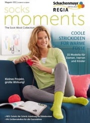 Schachenmayr Magazin 001 - Socks Moments