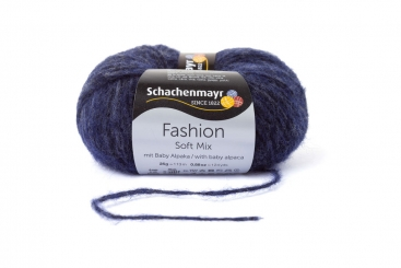 Soft Mix Wolle Schachenmayr 00050 indigo