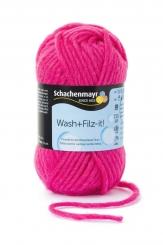 Wash+Filz-it! Filzwolle Schachenmayr 00011 pink