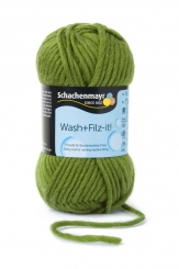 Wash+Filz-it! Filzwolle Schachenmayr 00017 olive