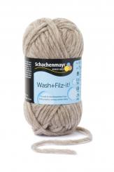 Wash+Filz-it! Filzwolle Schachenmayr 00035 leinen