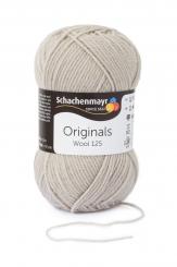 Wool 125 Wolle Schachenmayr 00193 hafer