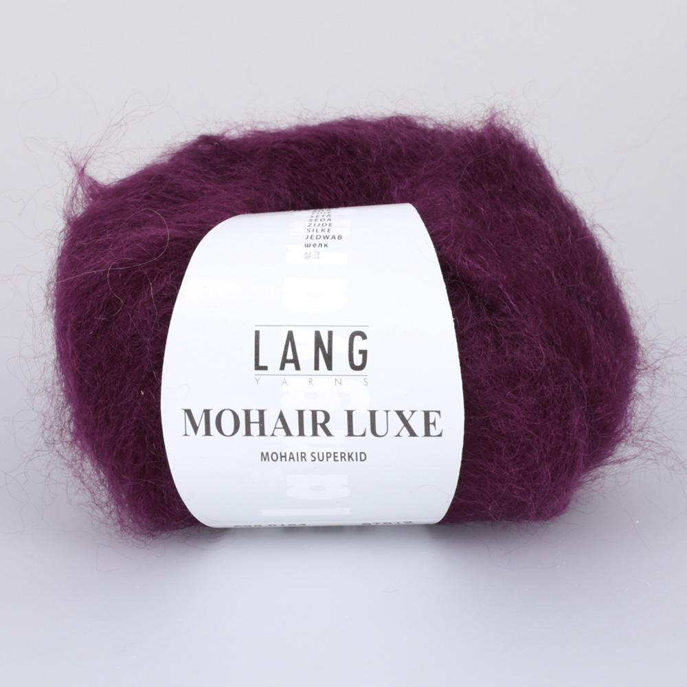 Lang Yarns MOHAIR LUXE 25g Mohair gemischt mit Seide alle Farben