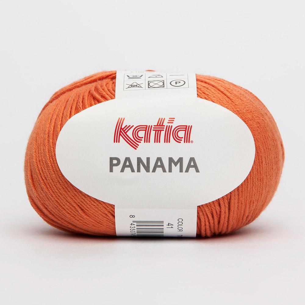BEIGE 180 m Wolle PANAMA von Katia 56 - 50 g // ca