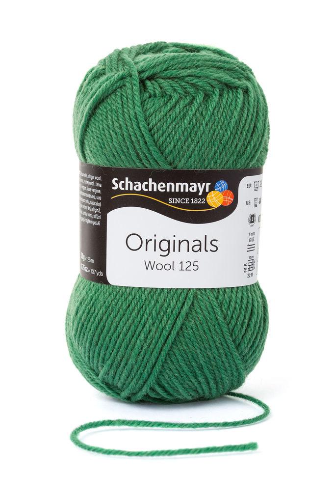 wool 125 wolle schachenmayr 00178 gras online bestellen. Black Bedroom Furniture Sets. Home Design Ideas