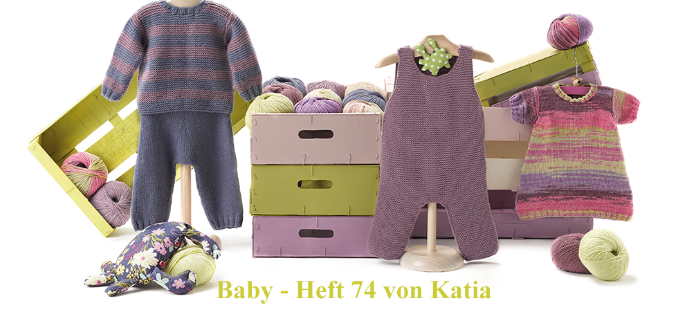 Baby - Heft 74 von Katia