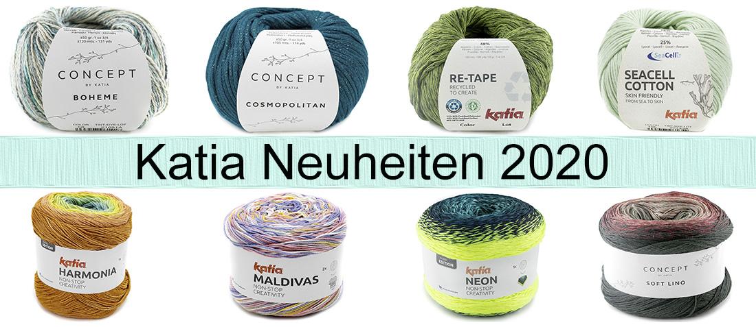 Katia Neuheiten
