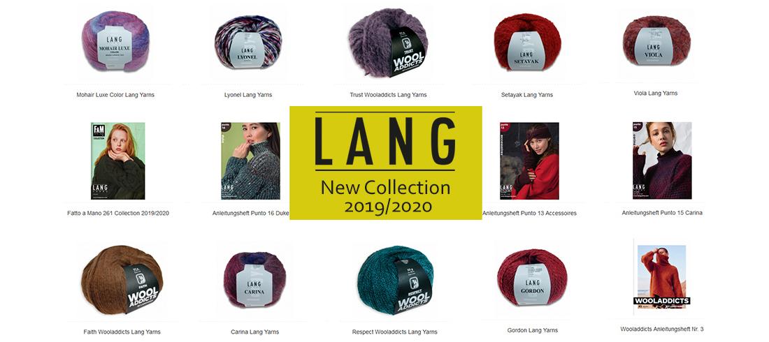 Lang Neuheiten 2019/2020